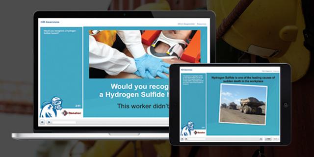 H2S Awareness Online Training Danatec - OSCTS